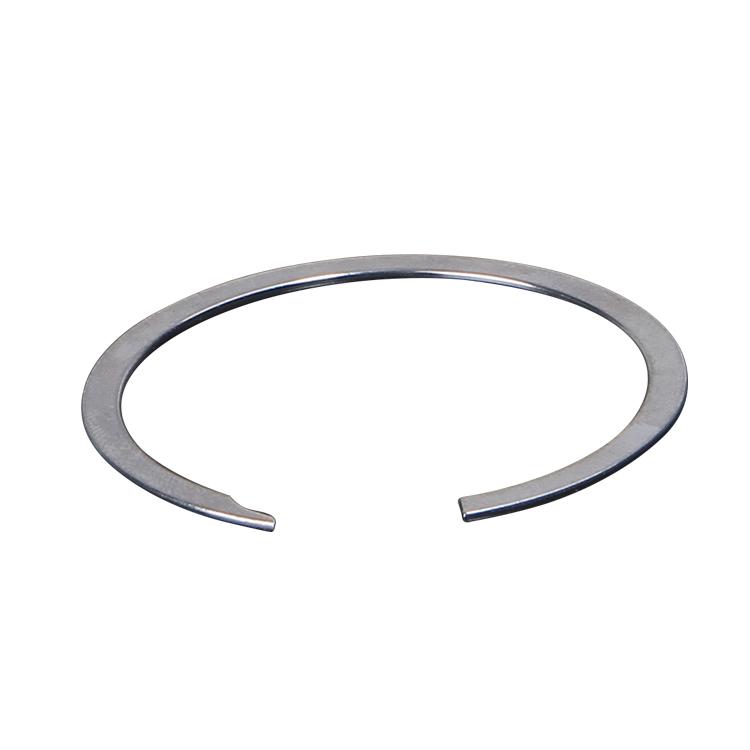 轻型单层轴用螺旋挡圈