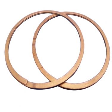 双层密封叠环